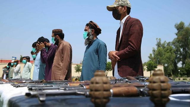 大批塔利班下山猛攻!政府军连遭伤亡,阿富汗高层下令不:打回去
