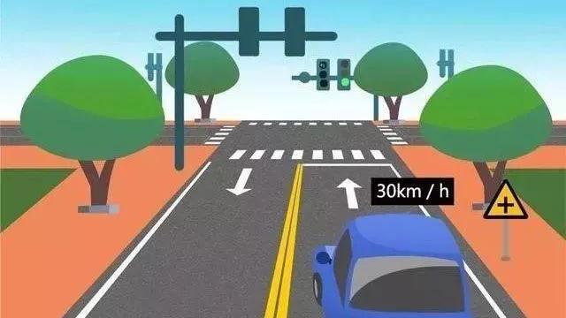 有些开车的细节关乎安全,每个场景都有不同的开车方式