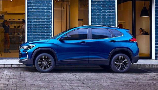 靠颜值卖车的合资SUV 轴距近2.6米 比Polo还便宜