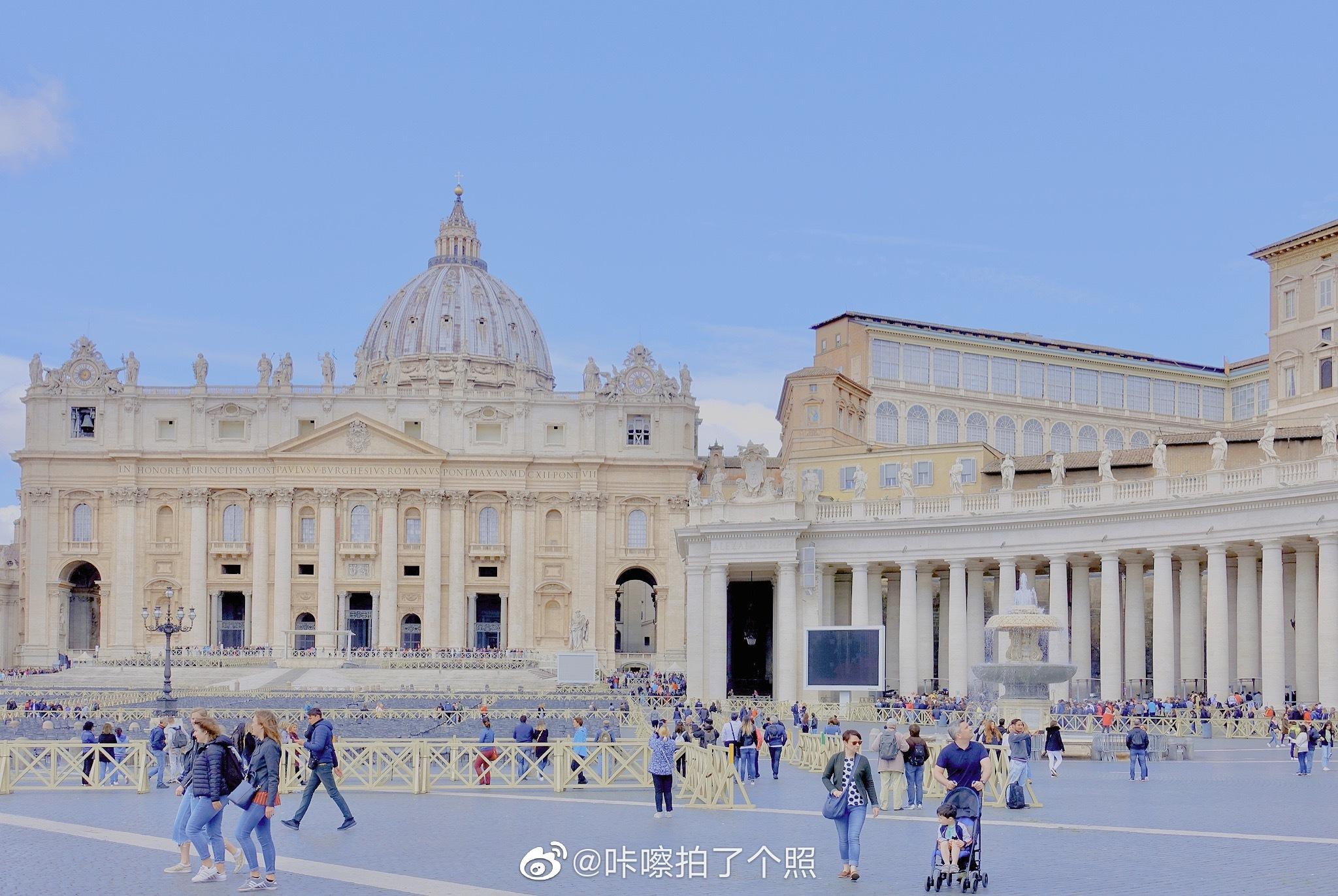 世界上最小的国家国中国袖珍梵蒂冈