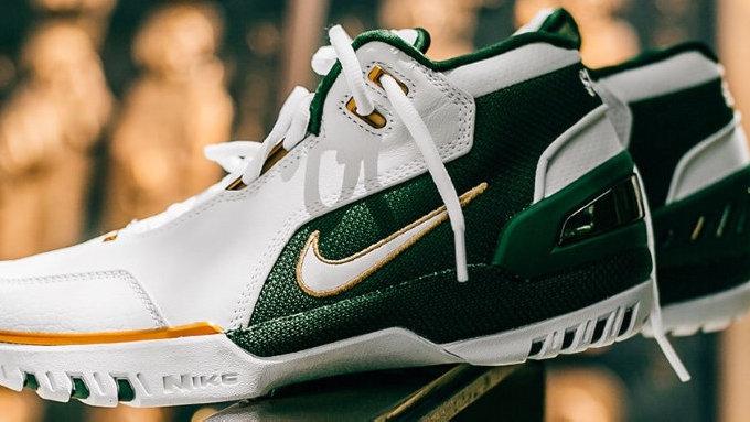 铭眼看手稿 | Nike Zoom Generation