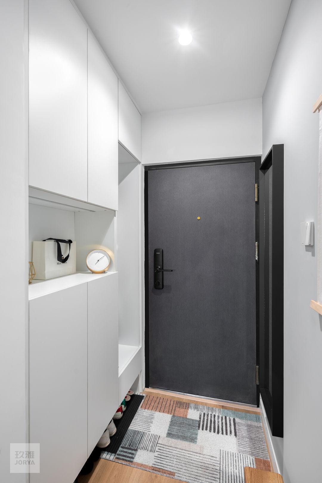 简约北欧风三居室丨JORYA玖雅设计