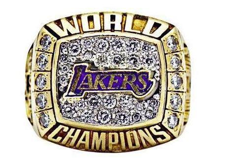 寓意深刻的NBA总冠军戒指,第一枚开价多高都不卖!