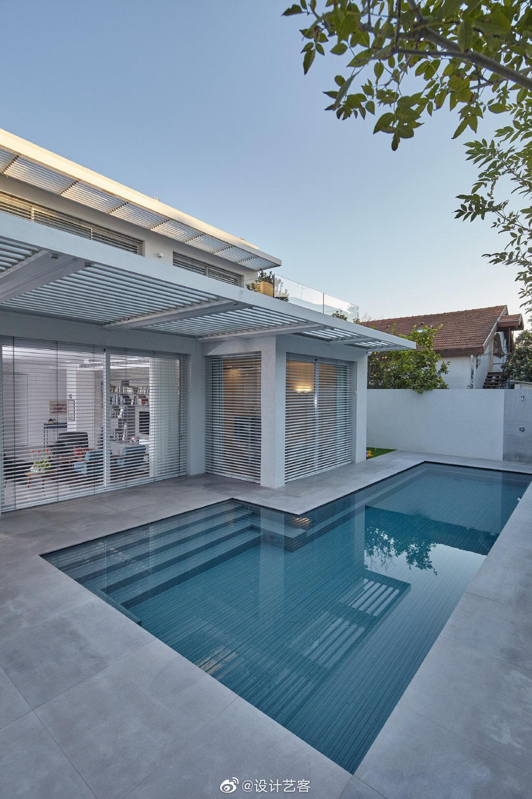 别墅设计 | House in Ramat Gan Ella Sahar