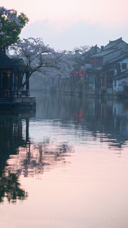 小桥流水,幽深弄堂这么美的西塘你可曾去过?