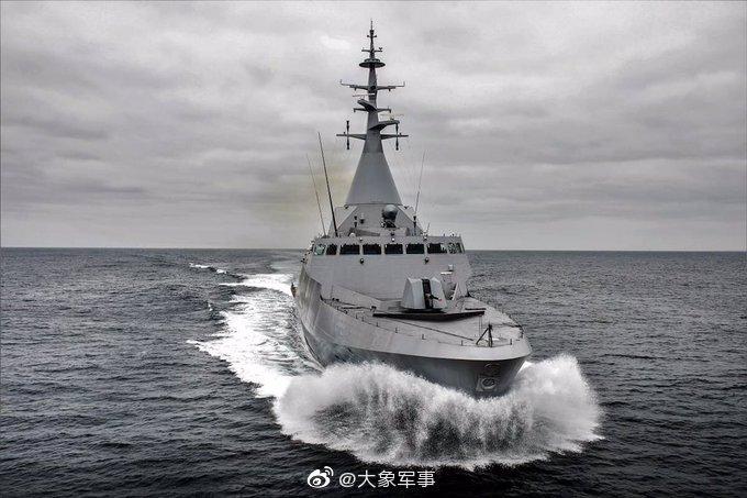 埃及举行了军事演习——是在土耳其海军宣布将在未来一段时间内在利比
