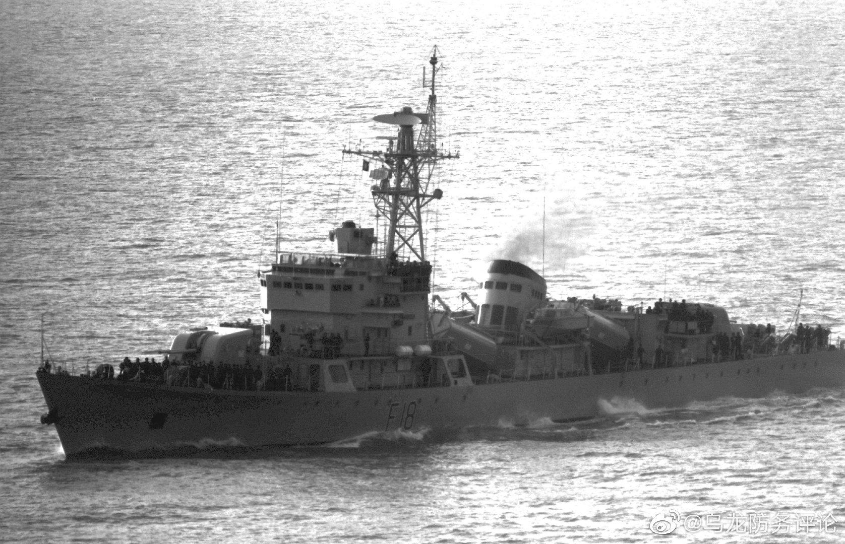 赤瓜礁海战中参战3舰中