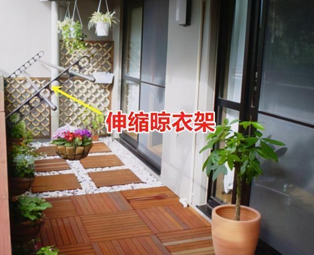 羡慕这样的阳台设计,把日式阳台景观装回家,真的舒服又惬意