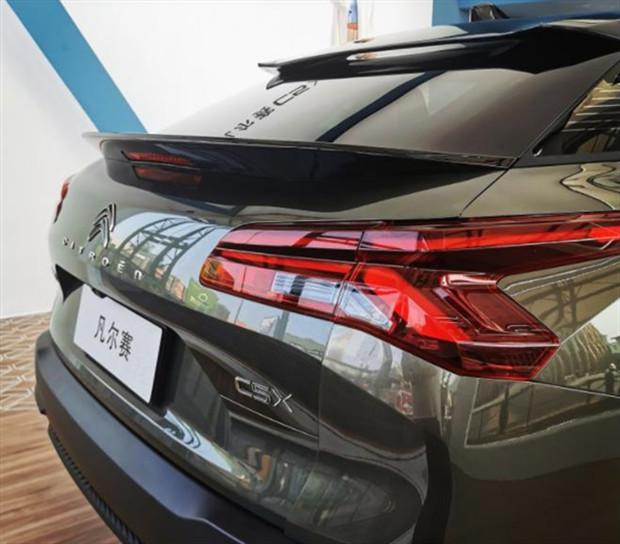 雪铁龙新车C5X配置曝光,标配6气囊、19英寸轮毂,9月上市