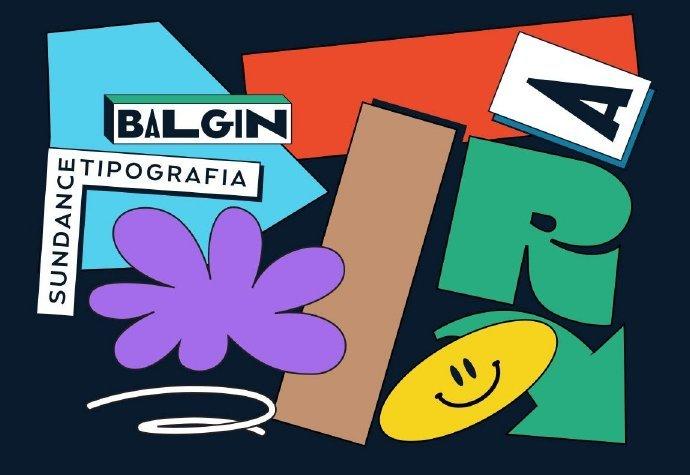 字体设计~.Balgin Font Family