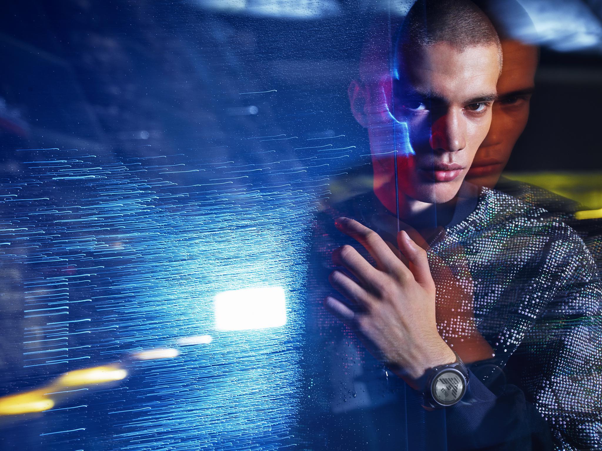 Emporio Armani 发布2020春夏Connected智能腕表系列广告大片