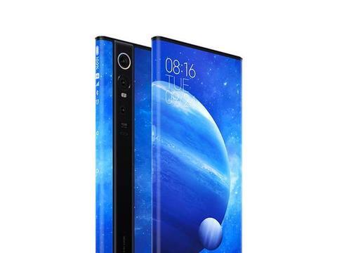 小米外观专利曝光:比MIX Alpha还帅的双屏机