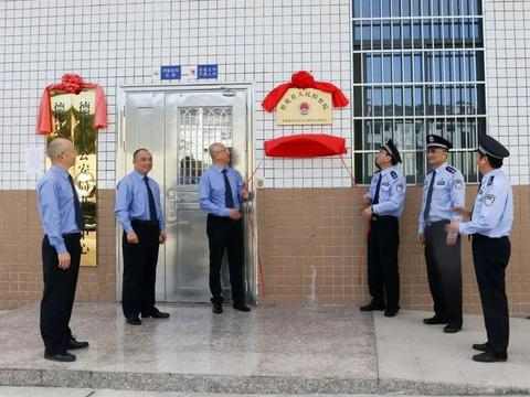 德化县人民检察院在县公安局执法办案管理中心设立派驻检察室