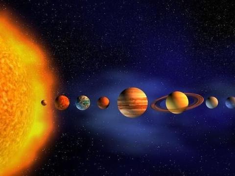 一切源自太阳系诞生时的某一刻