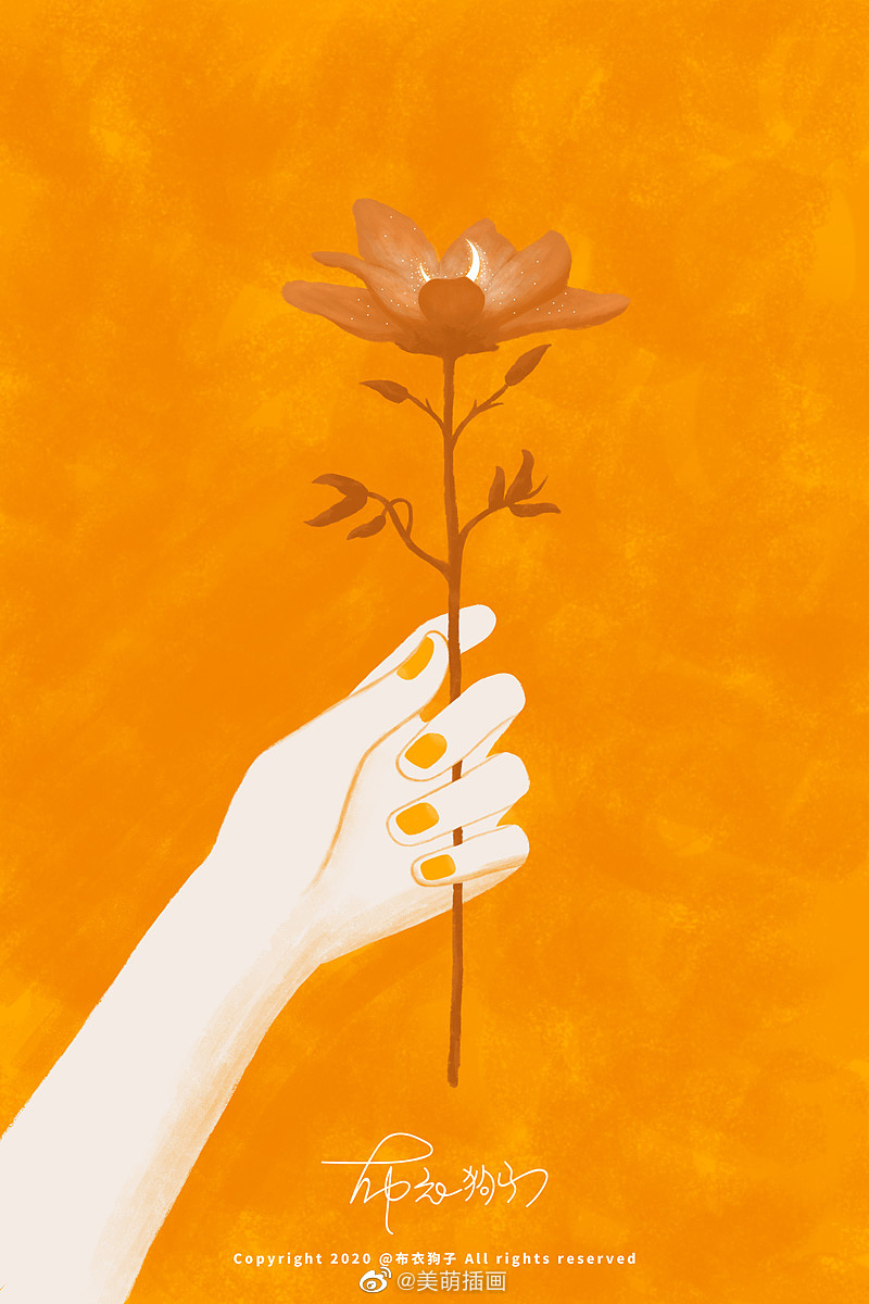 投稿作品配色很秋天,很棒哦来自@布衣狗子 的新作品