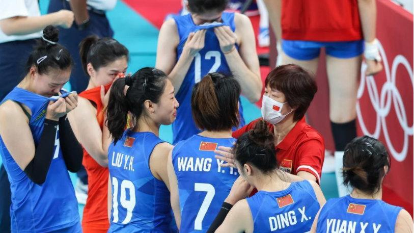 黄金一代落幕,中国女排迎来重组