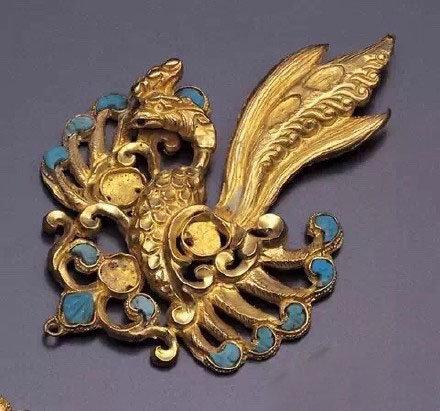 日本美秀美术馆陈列的中国青铜器和金银器