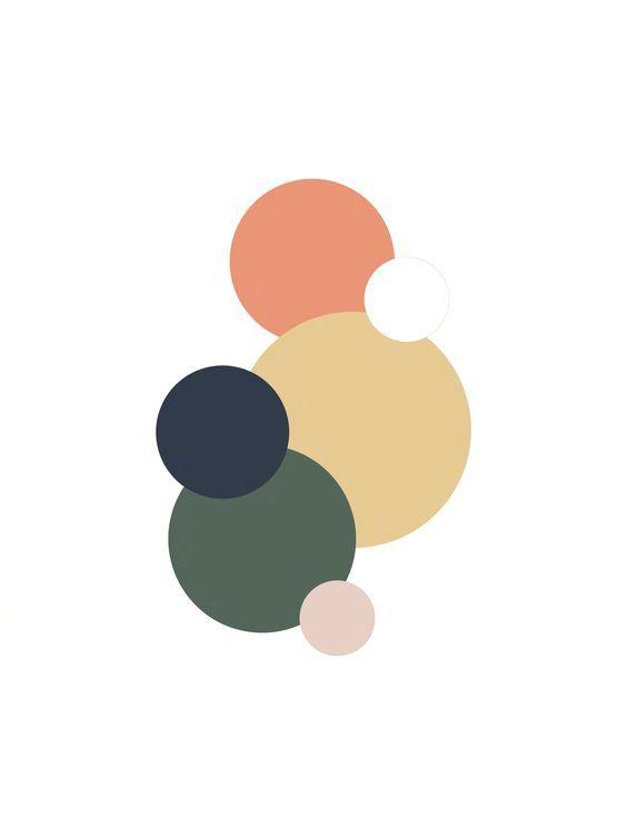 9组自然清新配色,来自 Amavi Studio 工作室灵感来自生活和自然