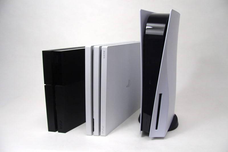 PS5历届最大