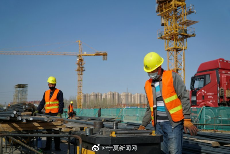 抢抓施工黄金期 银川市兴庆区全力加速项目建设进度