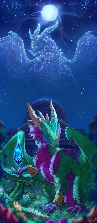 伊瑟拉的陨落,在即将开启的暗影国度里,玩家将以另一个视角