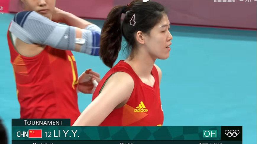 25-21!中国女排迎难而上,朱婷缺席,李盈莹爆发,首胜近在咫尺