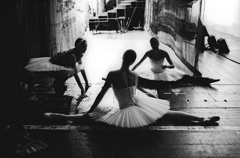 莫斯科大剧院芭蕾舞团©Sasha Gusov
