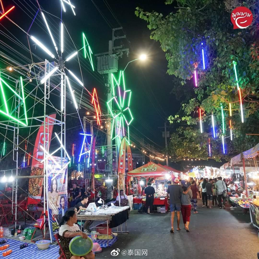 想念泰国小集市