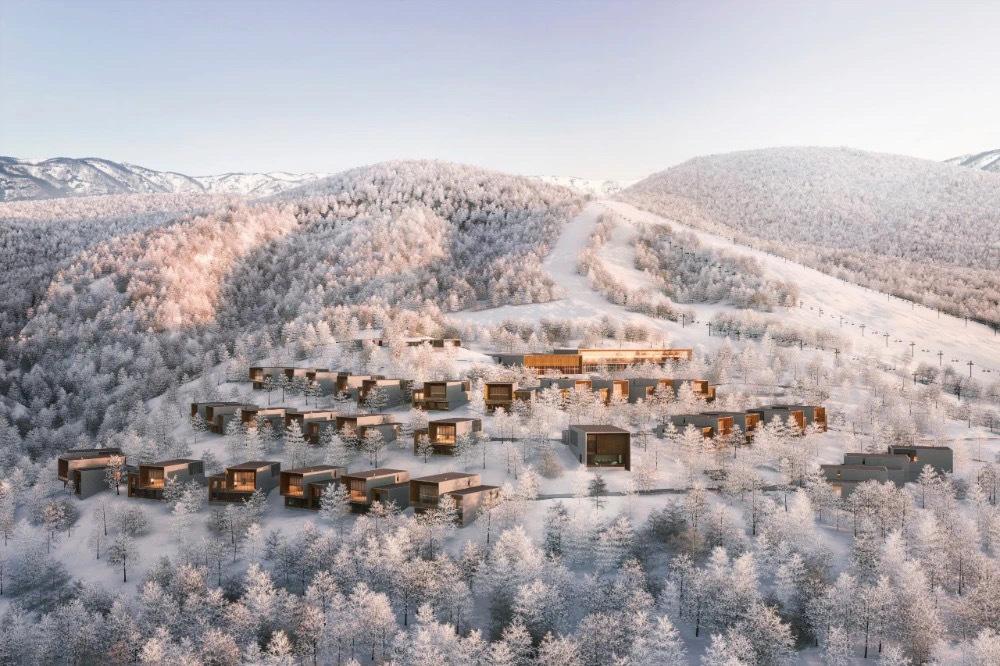 室内设计;家居设计;酒店设计;建筑设计日本北海道安缦二世古