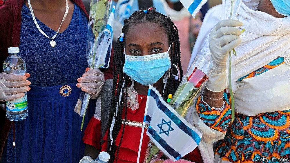 「经济学人」Ethiopian Jews