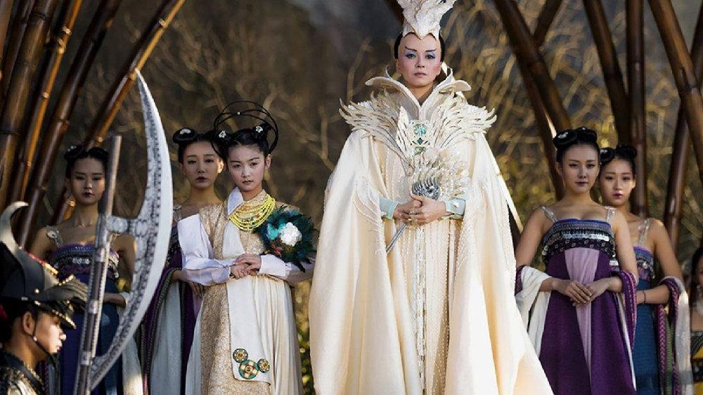 西游世界妖怪众多,为什么全是弱女子的女儿国,却能够毫发无损?
