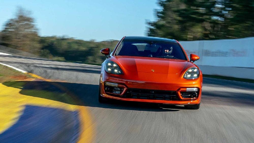 比Taycan 还快,Panamera喜提亚特兰大赛道最速四门车