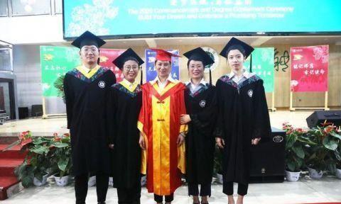 西京学院举行2020届毕业生毕业典礼