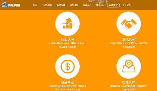 贝乐英语天津加盟店关闭 教育加盟模式弱管控困局如何破