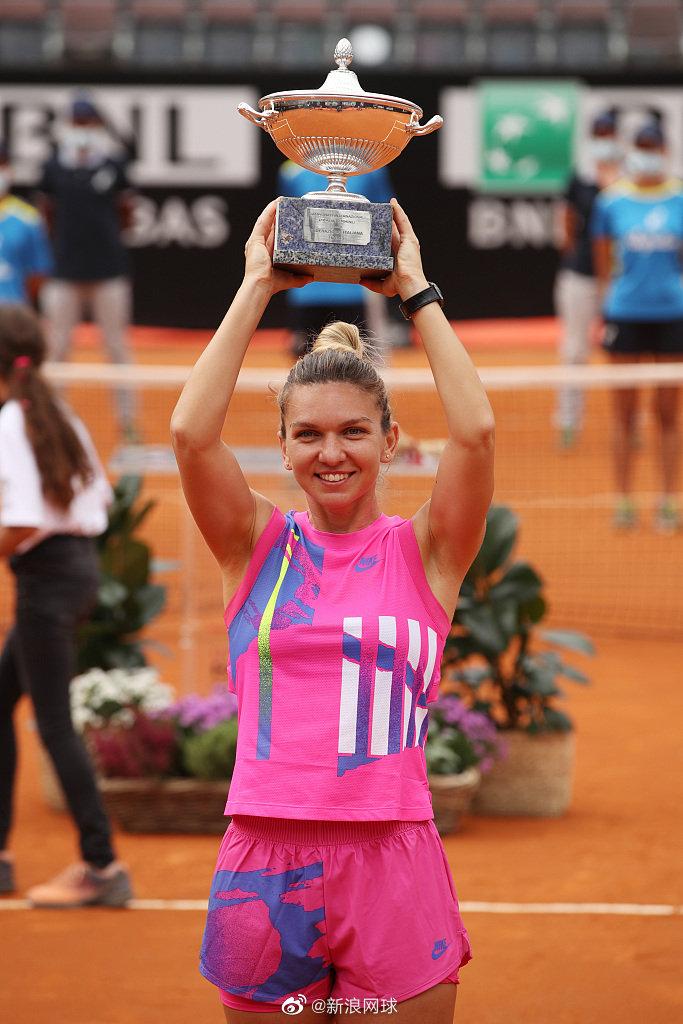 罗马尼亚名将鲁季奇🇷🇴三次冲击罗马赛女单冠军都未果