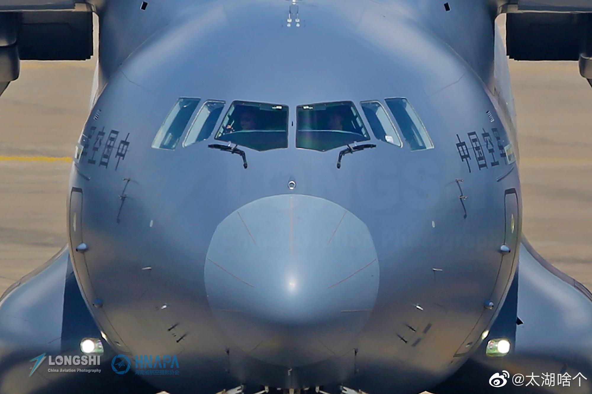 运-20大型军用运输机使用大涵道比涡扇发动机带来的优势是相当明显的