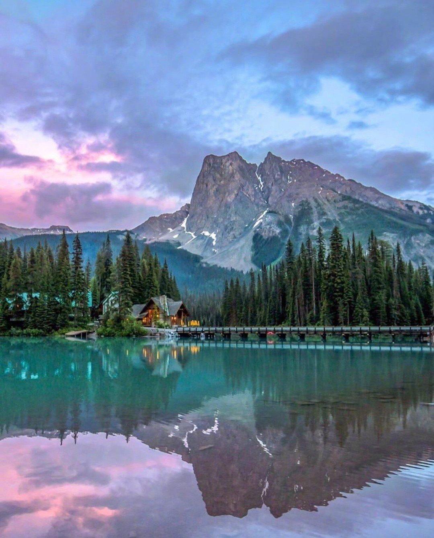 夏天到了,加拿大的班夫会是你计划中的旅行地吗?