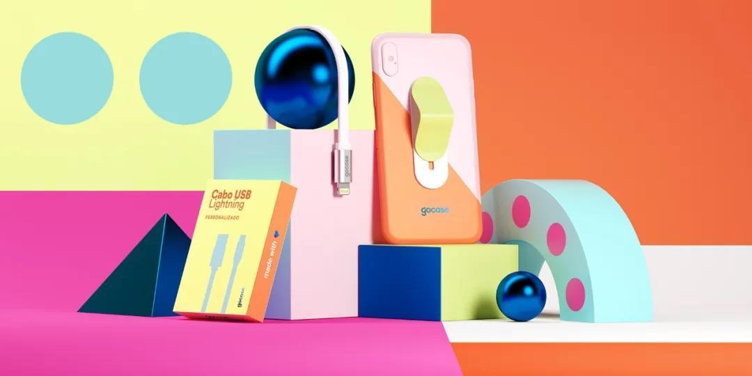 产品与配色的美感: Sweety & Co