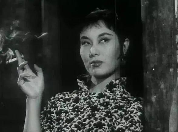 乱世佳人李丽华:打入好莱坞的首位中国姐姐,成龙叫了她50年妈妈