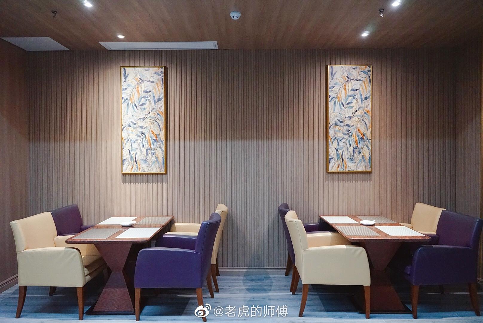 充满怀旧复古气息的厦门海景千禧,行政酒廊搬到了一楼大堂吧边上