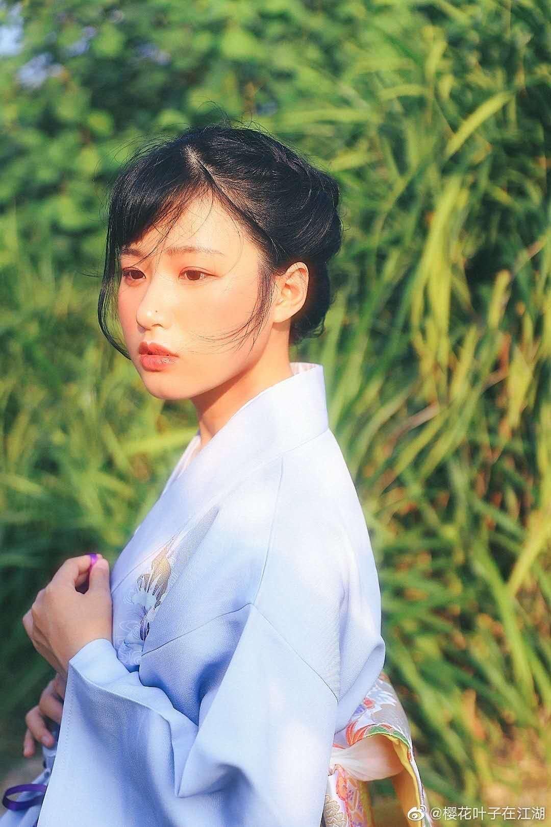 日系馆模特推荐第1208期:微博:@樱花叶子在江湖,坐标三亚 天津