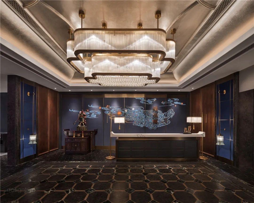 室内设计;家居设计;酒店设计;建筑设计禧悦楼,高端餐饮空间