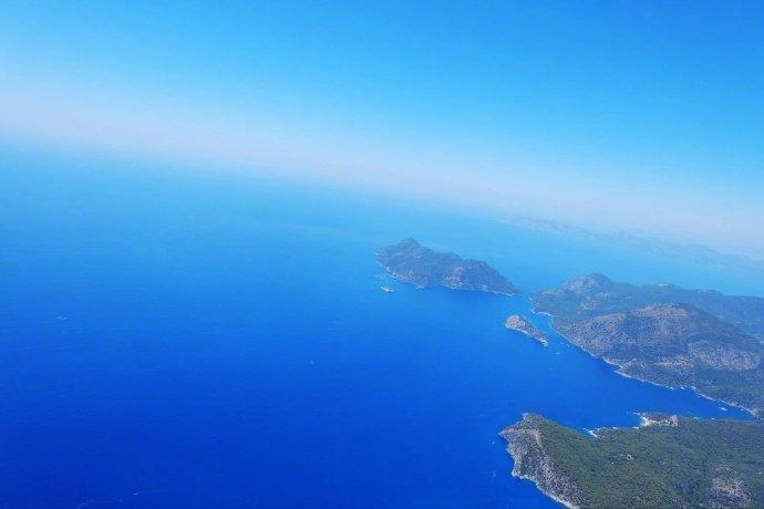 土耳其费特希耶,地中海西部度假胜地