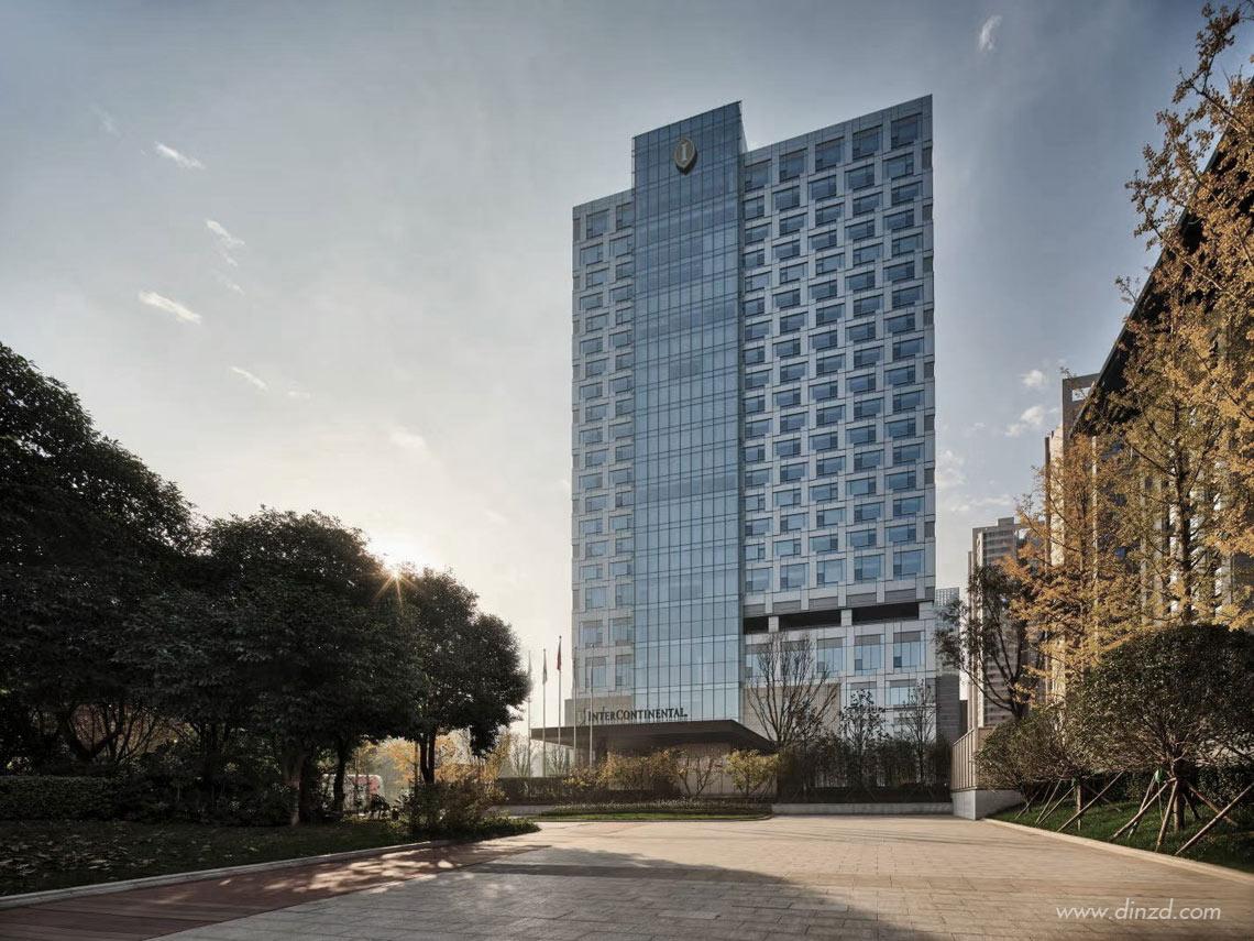 室内设计;家居设计;酒店设计;建筑设计西安经开洲际酒店