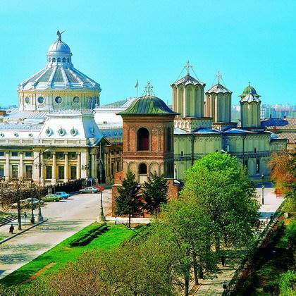 罗马尼亚是欧洲经济比较落后的国家