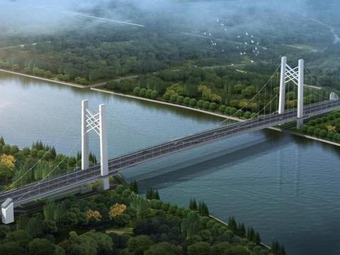 全长1.45公里!黄浦江上首座悬索桥年内开工