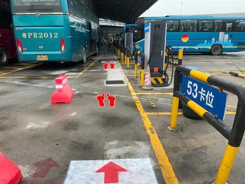 坐车换乘难?全省首个!天河客运站联程中转来啦!
