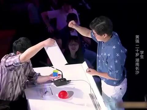 中国达人秀:选手舞台上耍心机,谁知竟被金星当场戳穿!