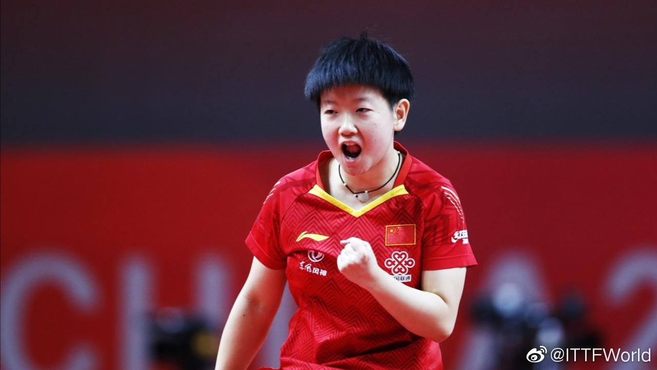 中国乒乓球队