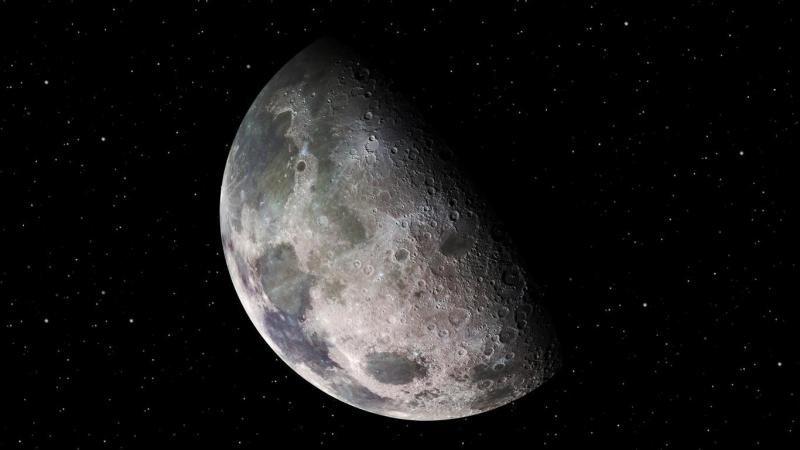 古人把月球叫做广寒宫,为什么古人知道月球很冷?